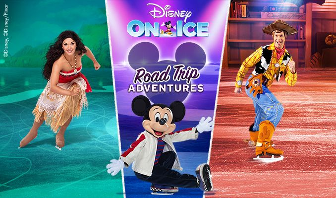 Disney on Ice Presents Road Trip Adventures Coming To Hershey, PA In October