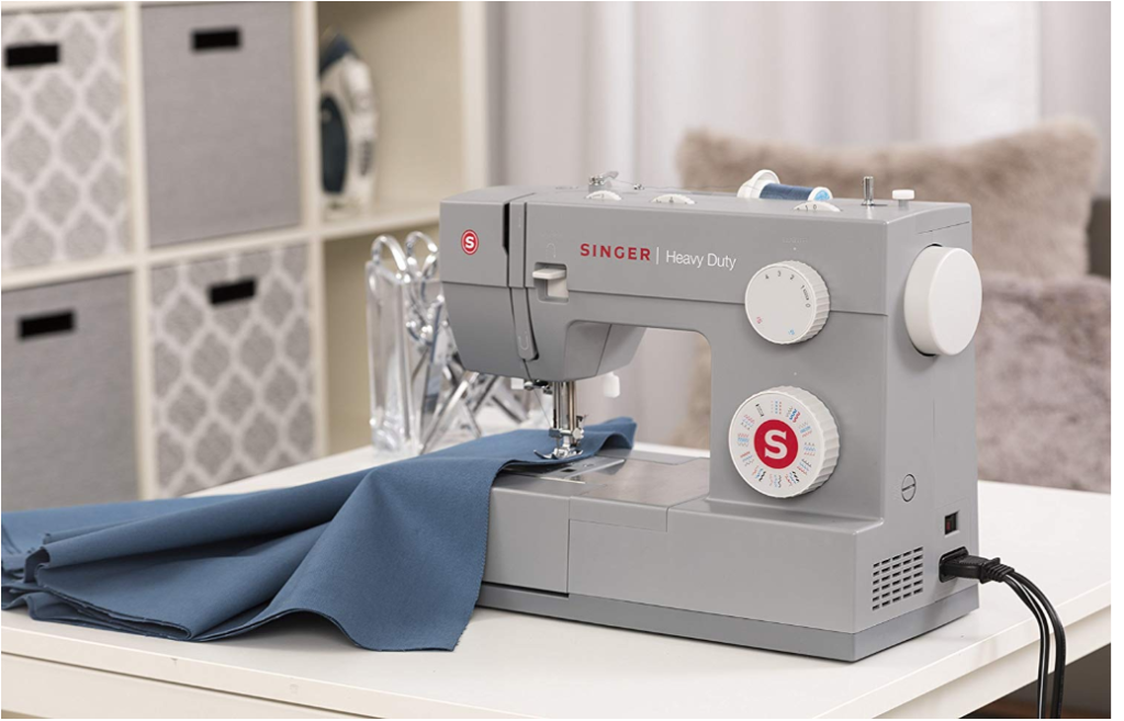 SINGER Heavy Duty Sewing Machine Only $134.09 (Regular Price $399.99)