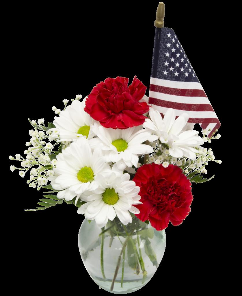 Royer's Kids Club Event FREE Patriotic Arrangement for Veteran's Day
