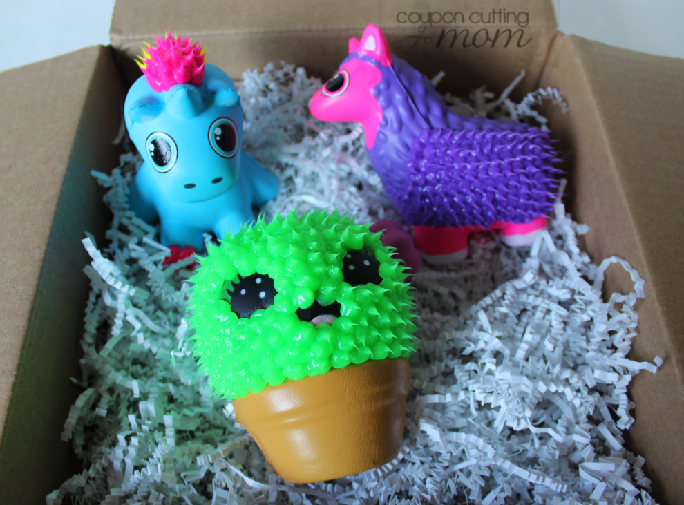 Love Em's Drop Dots - The Adorable Squishy Character Toys