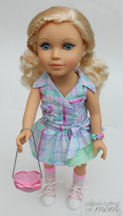 "Introducing Ilee The Lovely 18"" Doll from Journey Girls"