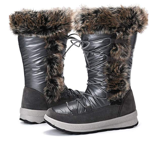 Women's Winter Snow Boots Only $16.19 - Regular Price $35.98