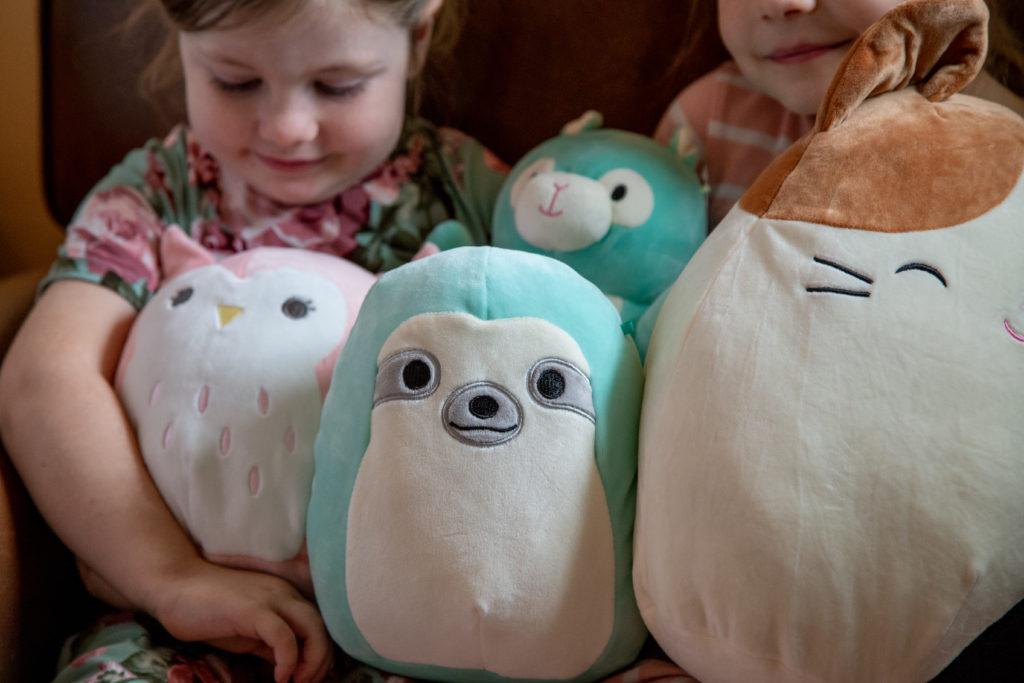 Squishmallows - Adorable Super Soft Marshmallow Like Plush Toys