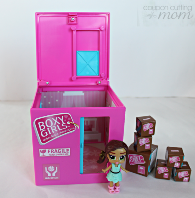 Unbox Fun This Holiday Season With New Boxy Girls at Target