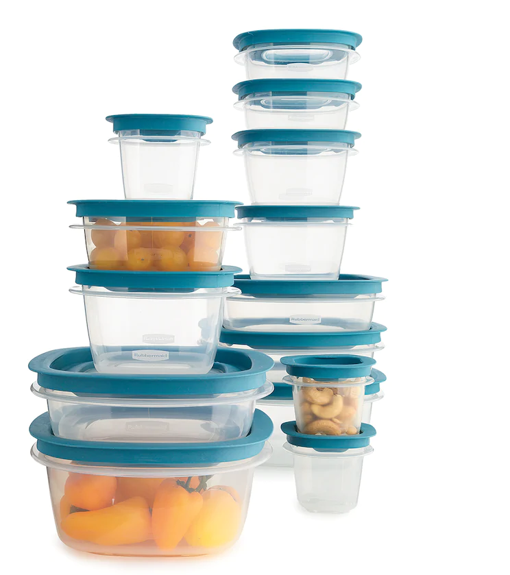 Rubbermaid Flex & Seal 28-Piece Container Set Only $12.74 (Reg. Price $39.99)