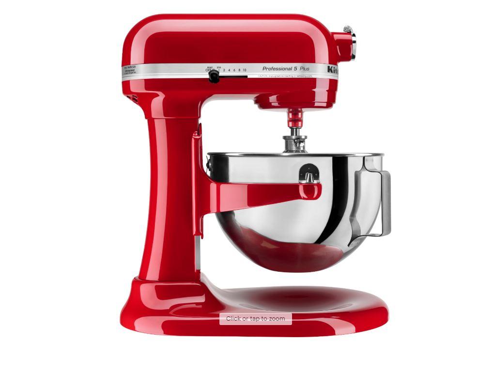 KitchenAid Professional 500 5 Quart Stand Mixer ONLY $199.99 (Reg. Price $499.99)
