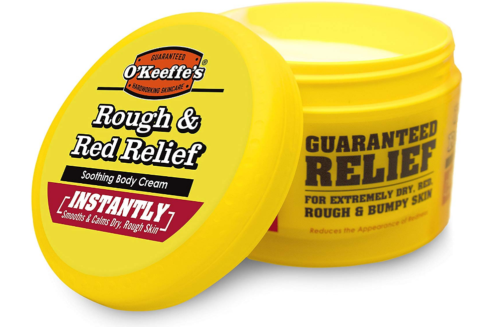 O'Keeffe's Rough & Red Relief Soothing Body Cream Only $5.00 (Regular Price $12.49)