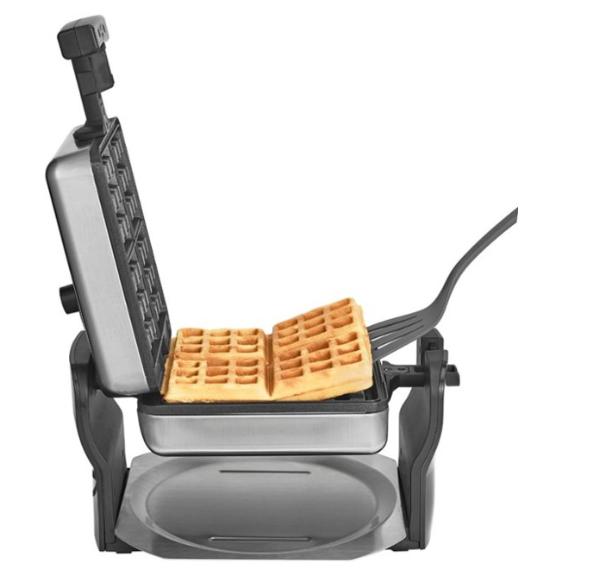 Belgian Flip Waffle Maker - 61% Off Regular Price