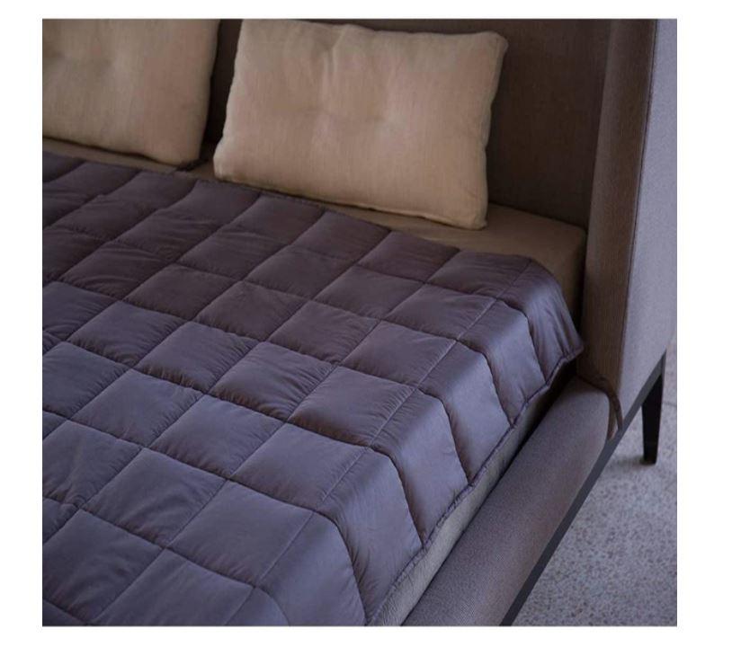 Queen Size Weighted Blanket 15 Pound - 50% Off Regular Price