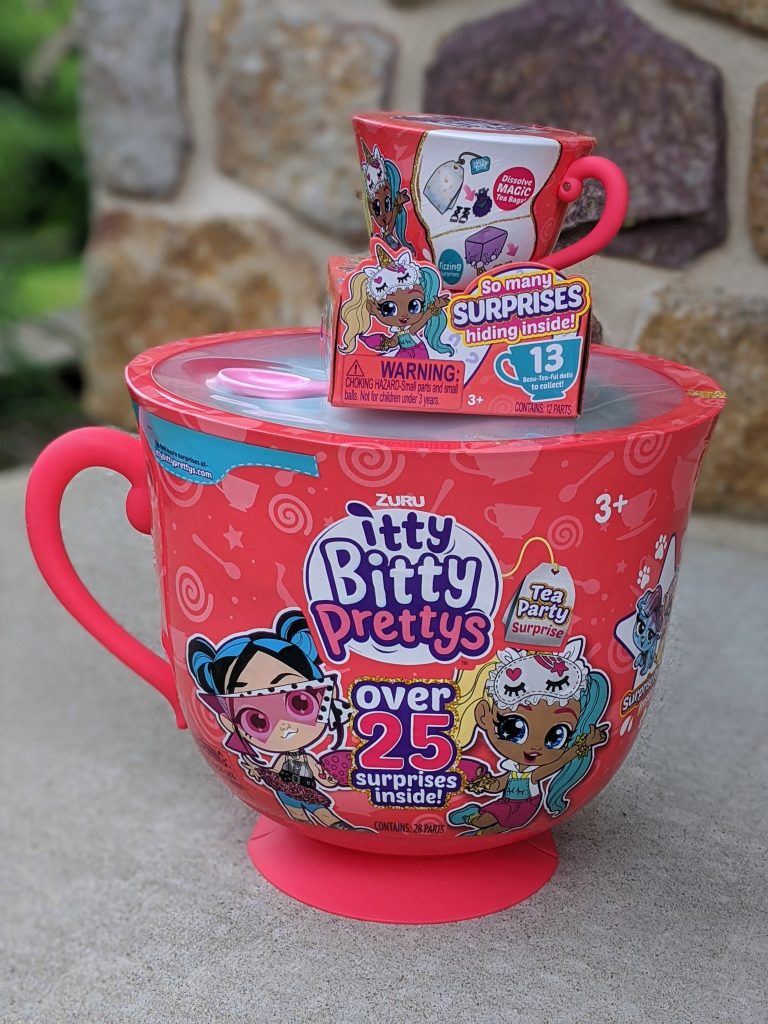 Itty Bitty Prettys - Make For The Ultimate Tea Party Surprise