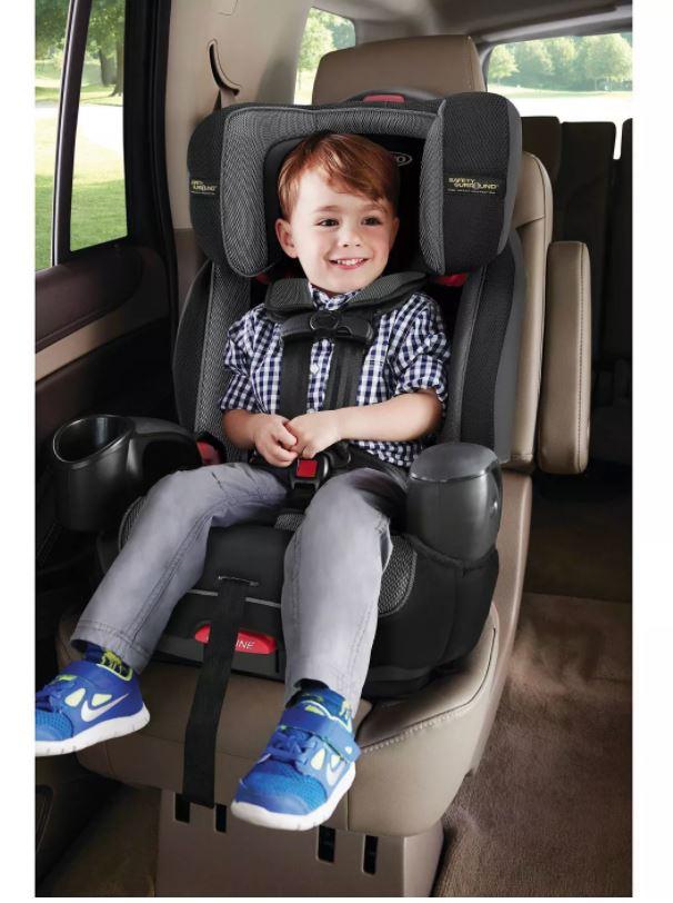 Graco Nautilus 3-in-1 Harness Booster Car Seat 50% Off Regular Price