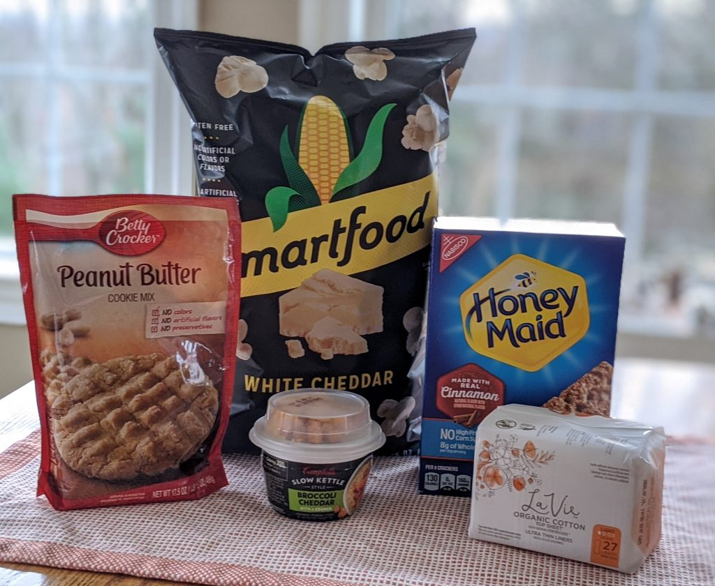 $22 Worth of Grocery Items FREE Thanks to Money Saving Apps