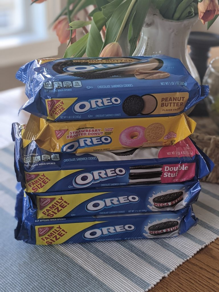 Giant Food Store HOT Deal on Ritz, Oreo and More